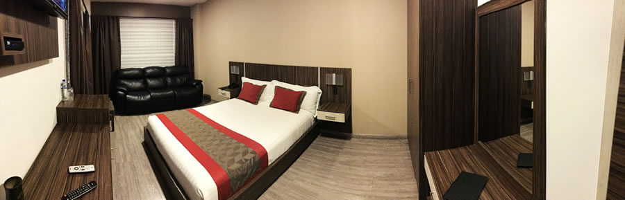 Habitación Sencilla Hotel Santiago de Compostella