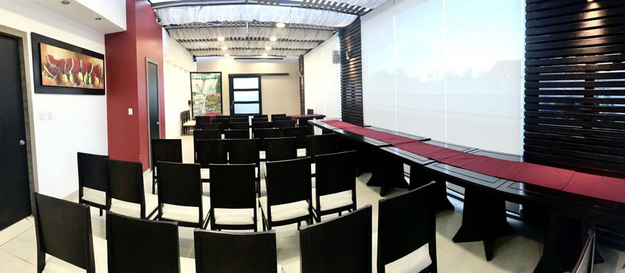 Salón Conferencia Hotel Santiago de Compostella